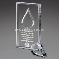 Buy cheap Acrylic Paperweight from wholesalers