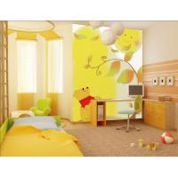 Buy cheap Breathable Cartoon Custom Design Interior Decorative Wallpaper, Whole Wall Covering KT007 from wholesalers