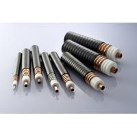 Buy cheap Microwave Telecom RF Feeder Cable , 3/8 Inches RF Coaxial Cable With PE Jacket product