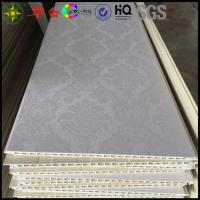 Buy cheap Hualun Guanse New Decor Material PVC panel ,PVC wall panel, PVC ceiling,PVC tiles from wholesalers