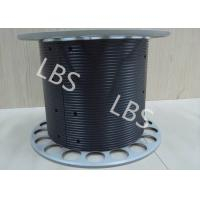 Buy cheap Aluminium Winch Drums with Lebus Grooved Sleeves On Aircraft Application Lifting from wholesalers