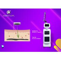 Buy cheap 1064 Nm / 532nm Nd Yag Laser Tattoo Removal Machine 800mj Single Pulse Energy from wholesalers