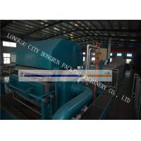 Buy cheap High Efficiency Egg Box Making Machine , Egg Tray Production Line 100 - 400 KW product