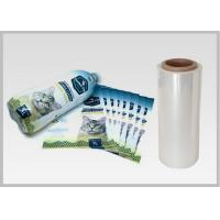 Buy cheap Eco Friendly Biodegradable Laminating Film / Transparent Poly Shrink Film from wholesalers
