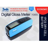 Buy cheap Pakistan Marble Digital Gloss Meter skin Texture Surface Gloss Measurement Device YG60S from wholesalers