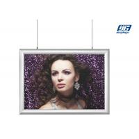 Buy cheap Wall Photo Frames Aluminum Wall Photo Frames Ceiling Hanging Picture Holder from wholesalers