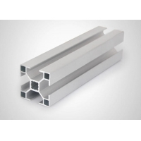 Buy cheap GUOMEI 6000 Series Mill Finish, Anodized  Extruded T-Slot Aluminum Profile For CNC Table from wholesalers