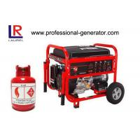 Buy cheap High Performance Portable Natural Gas Electricity Generator for Home Use from wholesalers