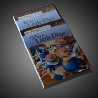 Buy cheap Animation Collection 2 Three Little Pigs  - wholesale disney cartoon dvd from wholesalers