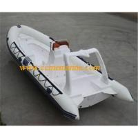 Buy cheap New Model Rigid Hull Inflatable Boat from wholesalers