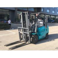 Buy cheap Dual Fuel LPG Forklift Truck 1.5 Ton Container Lifting Equipment For Docks from wholesalers