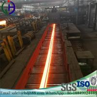 Buy cheap Material Q235 Railroad Steel Rail AISI ASTM With Excellent Mechanical Property from wholesalers