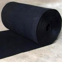 Buy cheap Hot sale black activated carbon fiber felt for face mask factory price from wholesalers