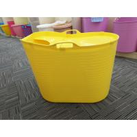 Buy cheap low price food grade plastic tub PP material adult bathtub portable hot tub from wholesalers