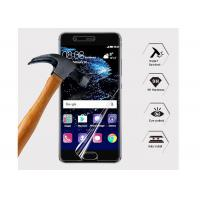 Buy cheap 2.5 D Soft Full Coverage Screen Protector , Anti - Glare Huawei P10 Lite Screen Protector from wholesalers