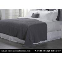 Buy cheap Wholesale Luxury Fitted Textile Linen White 100% Cotton 5 Star Hotel Bed Sheet Set from wholesalers