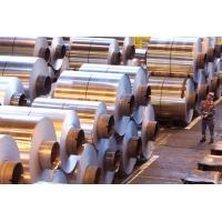 Buy cheap Durable 8011 Aluminium Foil Roll Customize Length SGS ISO9001 Approval from wholesalers