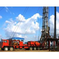 Buy cheap API Certified Truck-mounted Drilling Rig ZJ30/1700CZ, ZJ40/2250CZ from wholesalers