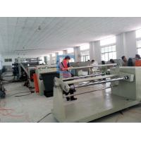 Buy cheap PVC Plastic Sheet Extrusion Line For Board , Plastic Sheet Extruder Machine from wholesalers