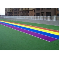 Buy cheap High Density 7000D Kindergarden School Artificial Grass from wholesalers