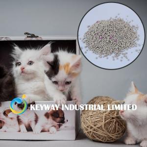 Buy cheap 100% Sodium Bentonite Bulk Cat Litter Sand Wholesale Free Sample product