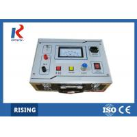 Buy cheap RSFCZ-II Lightning Arrester Test Equipment Zinc Oxide Surge Arrestor Discharge Counter Tester from wholesalers