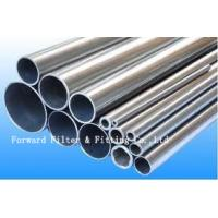 Buy cheap Decorative Carbon / Stainless Steel Welded Pipe / Stainless Steel Exhaust Pipe from wholesalers