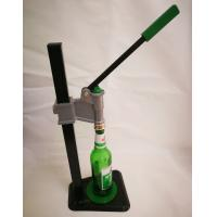 Buy cheap Soft Drink Manual Bottle Capper 1.66kg For 120 - 380mm Height Glass Bottle from wholesalers