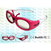 Buy cheap Rechargeable 3D Vision TV Active Shutter 3D Glasses for Kids from wholesalers