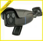 Buy cheap 0.1LUX / F1.2 Waterproof Analog CCTV Camera , 700TVL Outdoor bullet surveillance Camera from wholesalers