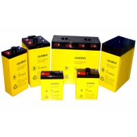 Buy cheap China Champion Battery  2V GMG Series Lead Acid GEL Battery, Solar Battery, Deep Cycle Battery from wholesalers