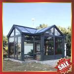 Buy cheap Prefab glass house,sunroom,sunhouse,aluminium house,long life for usage! from wholesalers