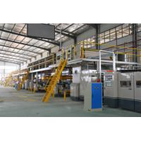 Buy cheap 5ply Automatic Corrugated Carton Machine / Cardboard Production Line from wholesalers