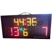 Buy cheap LED portable scoring boards from wholesalers
