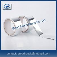 Buy cheap F/R Grade HVAC/R Aluminum Foil Tapes With Solvent Acrylic Adhesive from wholesalers
