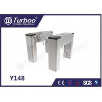 Buy cheap Automatic Mechanic Ozak Tripod Turnstile Gate With Voice And Strobe Light Alerts from wholesalers