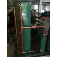 Bitzer Restaurant Refrigeration Condensing Unit 25HP With Air Cooling Low Temperature