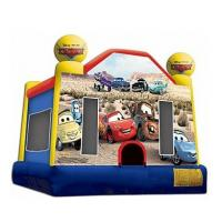 Buy cheap Inflatable Bouncer / INFLATABLE car  bouncer / inflatable juping bouncer from wholesalers