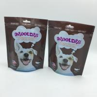 Buy cheap zip lock food packaging compound plastic bags , dog packaging bag from wholesalers