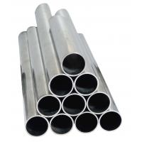 Buy cheap BS EN Thin Wall Sanitary Stainless Steel Tubing , Polished Round Austenitic Sanitary Pipe from wholesalers