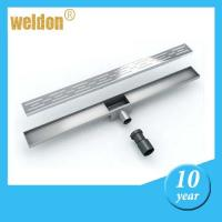 Buy cheap Stainless steel channel shower drains from wholesalers
