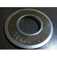 Buy cheap 304 / 316 Stainless Steel Wire Mesh Covered Edge Disc For Filter Element from wholesalers