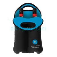 Buy cheap Two/2 pack neoprene wine bottle cooler bag tote product