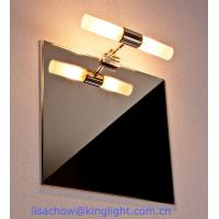 Buy cheap chrome bathroom light fixtures from wholesalers