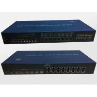 Buy cheap HDMI Matrix Switch 8x8 Over 50M Cat5E Extender With IR Support 3D from wholesalers