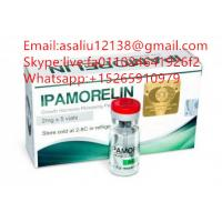 Buy cheap IPAMORELIN Synthetic Muscle Growth Hormone Supplements For Bodybuilding , Mens Hgh Supplements from wholesalers