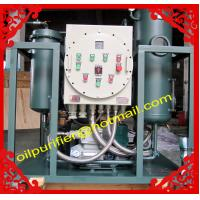 Buy cheap Turbine oil filtration machine,Vacuum Turbine Oil Purifier Factory, Turbo Oil Polishing Equiment CT Explosion-proof type from wholesalers
