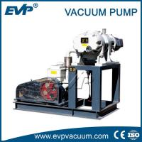 Buy cheap Roots pump system with rotary vane pumps product