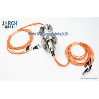 Buy cheap 4 Channel 1000rpm for Multi-mode Fiber Optic Rotary Joint/FORJ Stainless Steel Housing from wholesalers