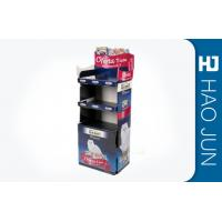 Buy cheap Foldable Cardboard Display Stands For Pet Food / Pop Cardboard Store Display from wholesalers